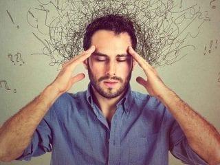 Stress im Kopf