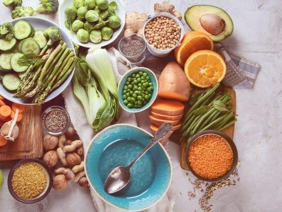 Pflanzliche Kost – nachhaltige Ernaehrung