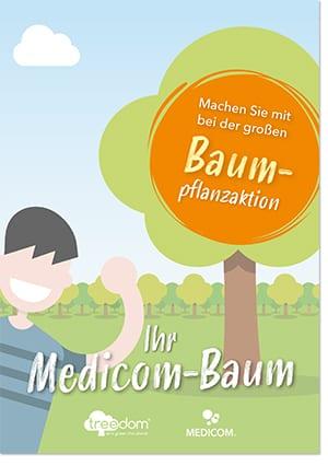 Baumpflanz-Atkion von Medicom