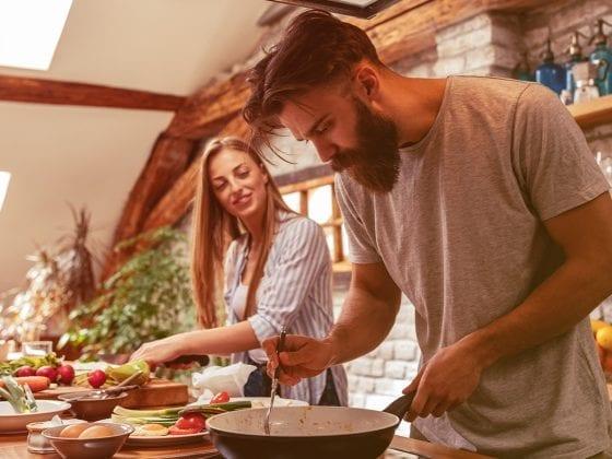 Gesund kochen, gesund ernähren, Immunsystem stärken