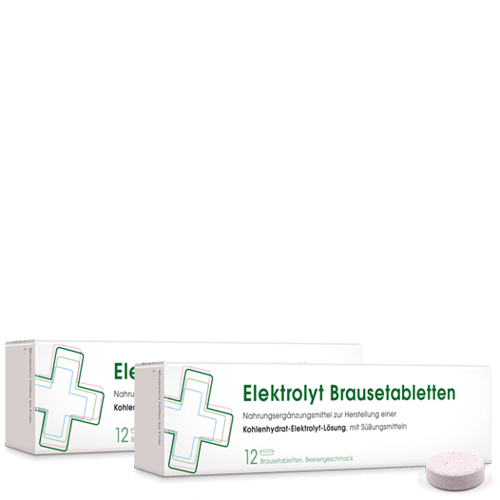 Elektrolyt Brausetabletten