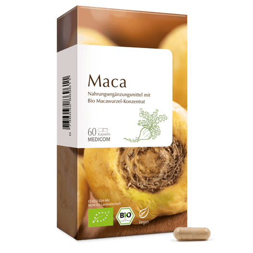 Bio Maca - Macawurzel-Konzentrat