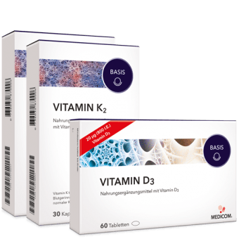Knochen-Duo – Knochenvitamine