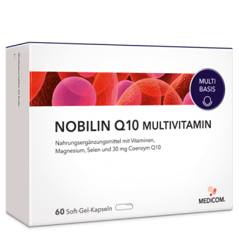 Nobilin Premium Selection mit Nobilin Q10 Multivitamin