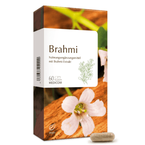 Brahmi aus dem Ayurveda jetzt bei Medicom
