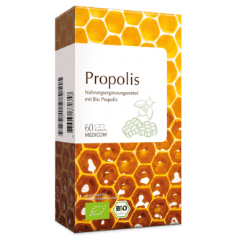 Propolis – Wohlbefinden stärken mit der Kraft der Natur