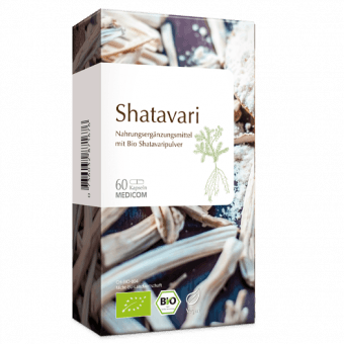 Shatavari von MEDICOM TERRA®.